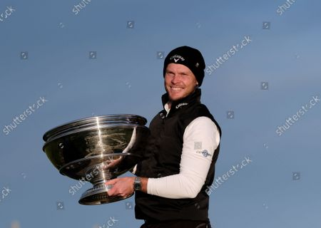 Editorial picture of The Alfred Dunhill Links Championship 2021 The Old Course, St Andrews, Fife, St Andrews, United Kingdom - 03 Oct 2021