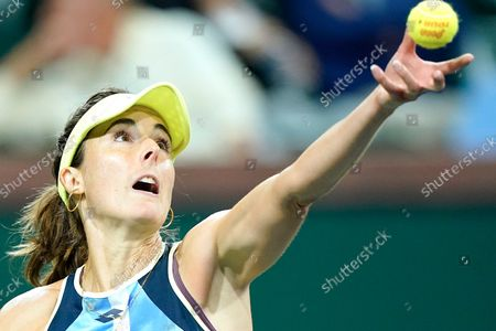 Editorial photo of Tennis, Indian Wells, United States - 08 Oct 2021