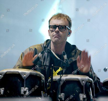 Rockness Festival, Scotland, Britain - Leftfield - Neil Barnes