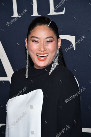 Editorial photo of 'The Last Duel' film premiere, Jazz at Lincoln Center, New York, USA - 09 Oct 2021
