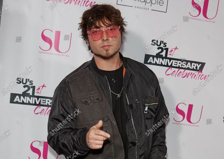 Stock Picture of Wesley Stromberg