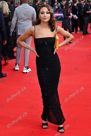 Editorial image of 'Last Night In Soho' premiere, BFI London Film Festival, UK - 09 Oct 2021