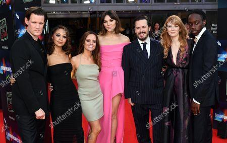 Editorial photo of 'Last Night In Soho' premiere, BFI London Film Festival, UK - 09 Oct 2021