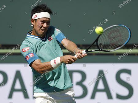 Editorial photo of Tennis BNP Paribas Open, Indian Wells, USA - 09 Oct 2021