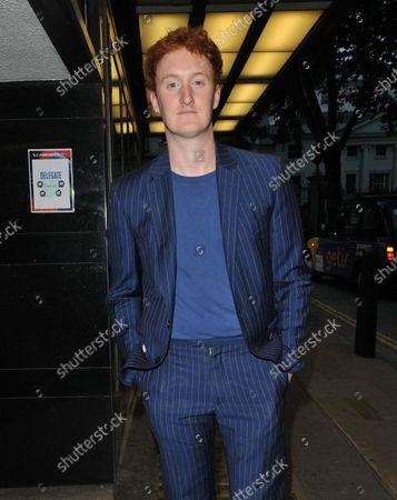 Editorial photo of 'Quant' film premiere, Arrivals, 65th BFI London Film Festival, London, UK - 09 Oct 2021