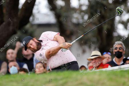 Editorial picture of Acciona Open Espana Golf tournament, Madrid, Spain - 10 Oct 2021