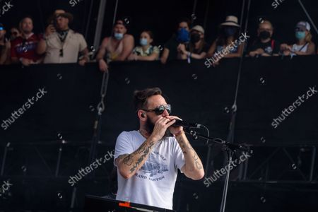 Editorial image of ACL Music Festival, Austin, Texas, USA - 10 Oct 2021