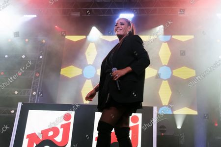 Editorial picture of NRJ Music Tour 2021, Compiegne, France - 09 Oct 2021