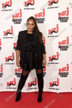 Editorial image of NRJ Music Tour 2021, Compiegne, France - 09 Oct 2021