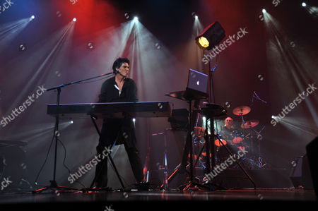 Editorial picture of Didie Maruani and Space 'From Earth to Mars' Concert, St Petersburg, Russia - 23 Nov 2010