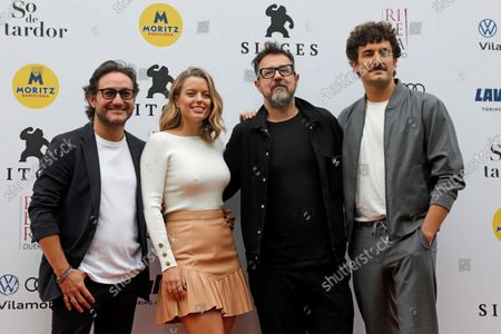Editorial picture of Sitges International Film Festival, Spain - 09 Oct 2021
