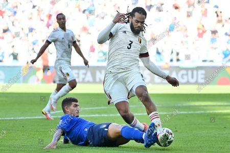 Editorial image of Soccer Nations League Belgium Vs Italy, Torino, Italy - 10 Oct 2021