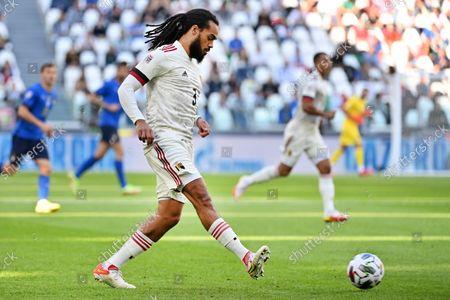 Editorial photo of Soccer Nations League Belgium Vs Italy, Torino, Italy - 10 Oct 2021