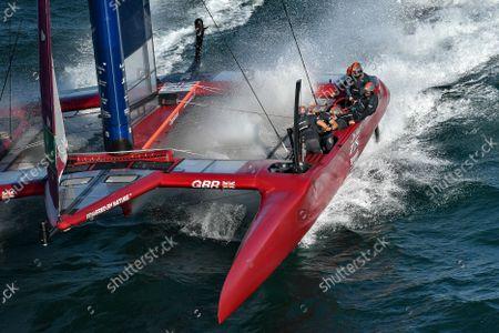 Editorial picture of SailGP Event 6 Season 2 Cádiz, Spain