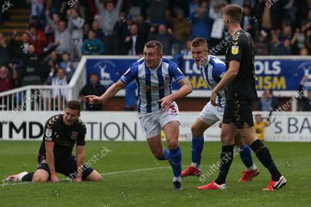 Editorial image of Hartlepool United v Northampton Town - Sky Bet League Two, United Kingdom - 09 Oct 2021