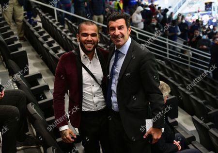 Editorial photo of Spain vs France, Milan, Italy - 10 Oct 2021