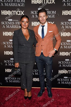 """Editorial image of NY Special Screening of HBO's """"Scenes from a Marriage"""", New York, United States - 10 Oct 2021"""