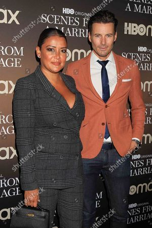 Editorial picture of Scenes From A Marriage Red Carpet Finale  Screening, New York, NYC, USA - 10 Oct 2021