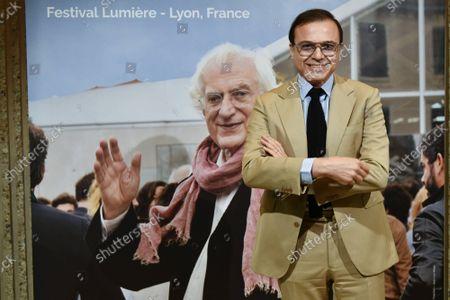 Editorial picture of Tribute to Bertrand Tavernier, 13th Lumiere Film Festival, Lyon, France - 10 Oct 2021