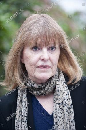 Editorial image of Frances Lawrence, widow of murdered school headmaster Philip Lawrence, London, Britain - 25 Nov 2010