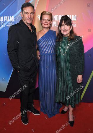Jason Isaacs, Martha Plimpton and Ann Dowd