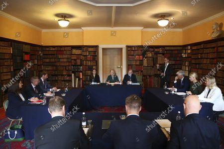 Editorial picture of Baltics, Sevenoaks, United Kingdom - 11 Oct 2021