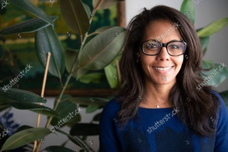 Editorial photo of Deputy mayor of Paris Audrey Pulvar photoshoot, Paris, France - 07 Oct 2021
