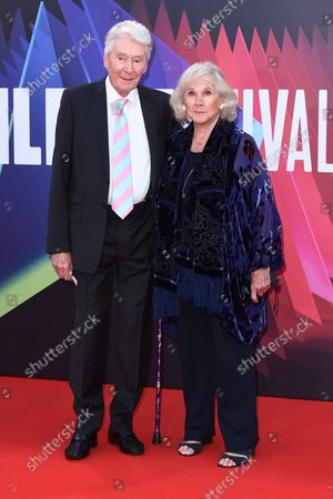 Stock Picture of Timothy Carlton and Wanda Ventham