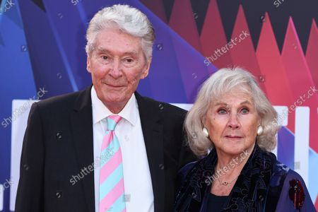 Stock Photo of Timothy Carlton and Wanda Ventham
