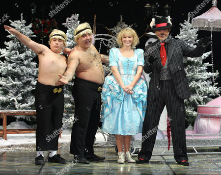 Stavros Flatley - The Cypriot Royal Family, Joanna Page, Dirk Benedict