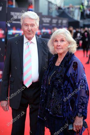 Stock Image of Timothy Carlton and Wanda Ventham