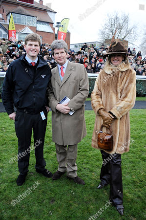 Guy Sangster and Family