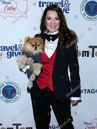 Editorial image of Travel and GIVE's 4th Annual 'Travel With A Purpose' Fundraiser With Lisa Vanderpump, West Hollywood, United States - 11 Oct 2021
