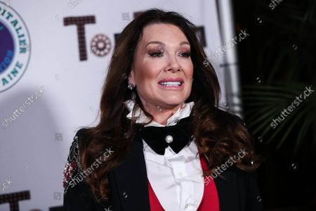 Editorial photo of Travel and GIVE's 4th Annual 'Travel With A Purpose' Fundraiser With Lisa Vanderpump, West Hollywood, United States - 11 Oct 2021