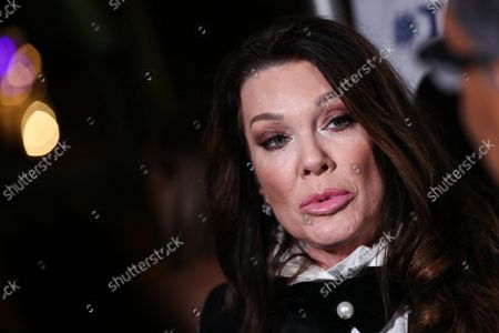 Restaurateur Lisa Vanderpump-Todd arrives at Travel and GIVE's 4th Annual 'Travel With A Purpose' Fundraiser (Fundraiser to Benefit Teletherapy Program and Communities in Haiti Affected by Earthquake) held at TOM TOM Restaurant and Bar on October 11, 2021 in West Hollywood, Los Angeles, California, United States.