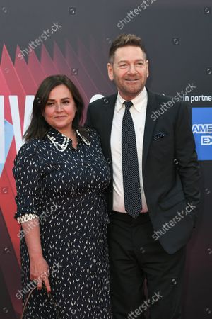 Editorial picture of 'Belfast' premiere, BFI London Film Festival, UK - 12 Oct 2021