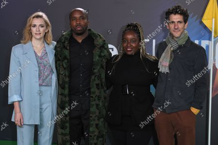 Stock Picture of Charlotte Ritchie, Guest, Lolly Adefope and Guest