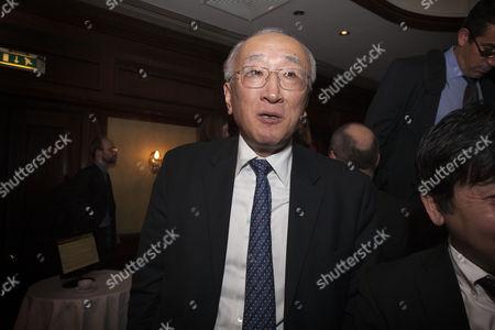 Nobuo Tanaka, IEA Executive Director