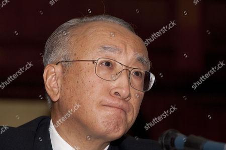 Stock Picture of Nobuo Tanaka, IEA Executive Director