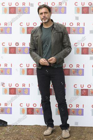 Stock Picture of Daniele Pecci