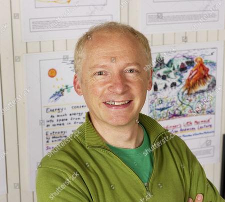 Professor Marcus Du Sautoy