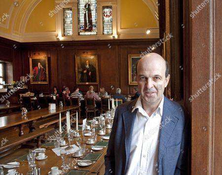 Stock Picture of Mark Damazer