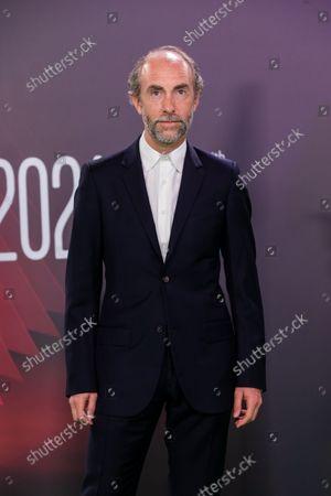 Editorial image of The Phantom of the Open - UK Premiere - BFI London Film Festival 2021, United Kingdom - 12 Oct 2021