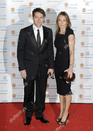 Michael Owen and Louise Owen