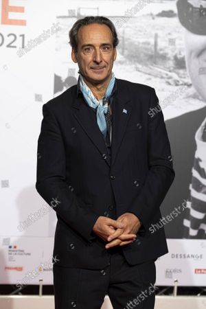 Editorial image of The 13th Lumiere film festival, Opening Ceremony, Lyon, France - 09 Oct 2021