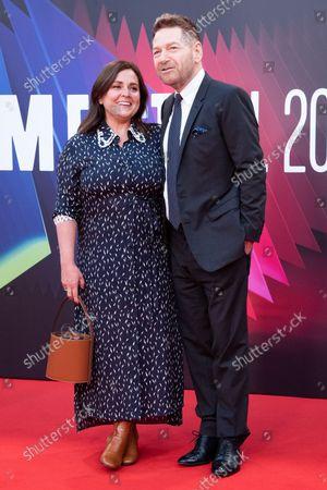 Editorial image of 'Belfast' premiere, BFI London Film Festival, UK - 12 Oct 2021