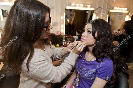 Editorial image of 'The X Factor' TV Programme, London, Britain. - 27 Nov 2010