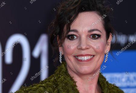 Stock Image of Olivia Colman
