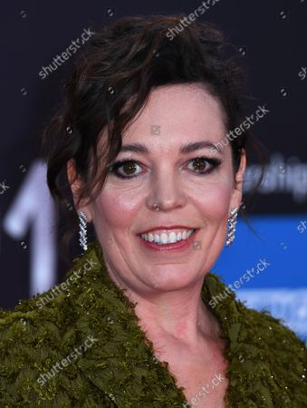 Editorial photo of 'The Lost Daughter' premiere, BFI London Film Festival, UK - 13 Oct 2021