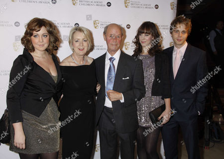 Editorial photo of EA British Academy Children's Awards 2010, London, Britain - 28 Nov 2010